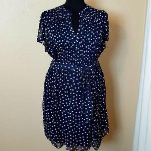 💜 Blouson Summer Dress